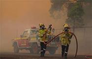 Австралию охватили лесные пожары