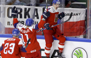 ЧМ-2018: Чехи обыграли словаков, американцы одержали вторую победу