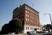 Полиция Сан-Франциско оцепила служебную часть генконсульства России