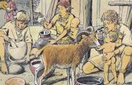 Ученые выяснили, как и чем кормили детей в доисторическую эпоху