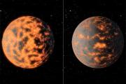 Астрономы впервые нашли суперземлю с гигантскими перепадами температур