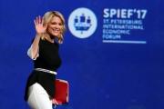 Американская телеведущая рассказала о боевом настрое Путина