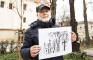 Художник Григорий Таболич: Когда увидел белорусские флаги в Вильнюсе — в горле встал ком