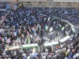 Правозащитники насчитали более 80 погибших в Сирии за день