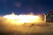 Virgin Galactic показала видео успешного испытания двигателя ракеты LauncherOne