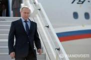 Путин опоздал на минский саммит