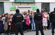 Белорус намерен добиться преследования лукашенковских омоновцев Интерполом