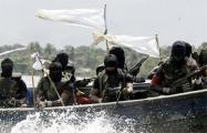 Видеофакт: Украинские моряки отбили атаку пиратов в Африке