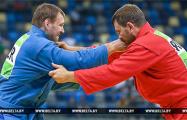 13 медалей завоевали белорусы на ЧМ по самбо в Болгарии