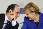 Олланд констатировал прогресс в урегулировании украинского кризиса