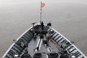 Крейсер США усилил группировку кораблей НАТО в Черном море