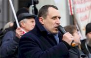 Павел Северинец: Встречаемся завтра на Октябрьской площади