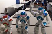 В ходе простого эксперимента у робота появилось самосознание