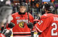Белорус Максим Сушко дебютировал в НХЛ