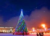 15 декабря в Минске включат праздничную иллюминацию