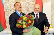 Алиев поблагодарил Лукашенко за экстрадицию Лапшина в Азербайджан