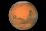 Планетологи нашли метан внутри метеоритов с Марса