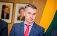 Пятрас Ауштрявичюс: Минск неправильно воспринял снятие санкций