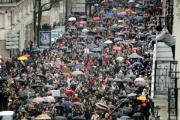 В городах Франции прошли многотысячные демонстрации