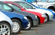 Сильнейший ливень в Минске оставил многие авто без номеров