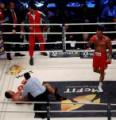 Кличко посвятил победу над Пулевым украинским героям
