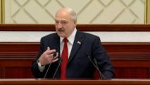 Лукашенко перенес обращение к народу и парламенту