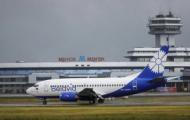 Самолет из Тбилиси не смог приземлиться в Минске из-за сильного ветра