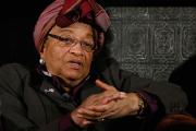 Президент Либерии пообещала избавить страну от эпидемии Эболы к Рождеству