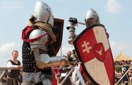 В субботу минчанам покажут рыцарские бои возле Ратуши