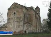 Под Могилевом разрушается уникальный храм XVII века