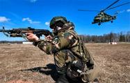 РФ объявила о вторых за месяц военных учениях с Беларусью