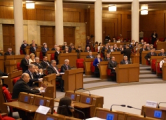 «Палаточники» летят в Вену на заседание ПА ОБСЕ