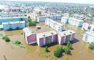 Наводнения в Сибири: под водой уже неделю находятся несколько городов