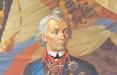 Российский депутат обвинил Суворова в геноциде и демонтировал плакат полководца