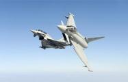 Лондон третий раз за неделю поднял «Тайфуны» из-за российских самолетов