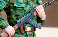 Старшина роты в Печах: Приходишь с совещания, говорят: нужно скидываться в БРСМ
