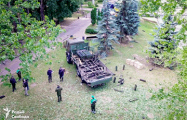 Блогер NEXTA: Белорусские военные по совету россиян «усовершенствовали» заряды для салюта в Минске
