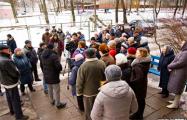 «Все захватили»: Гомельчане вышли на стихийный митинг