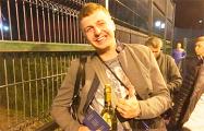 Безвиз и шампанское: Как украинские журналисты первыми безвиз опробовали
