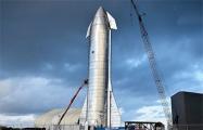 Испытательный полет огромного космического корабля Илона Маска: трансляция из Техаса
