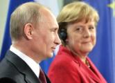 Меркель призвала Запад продолжить диалог с Путиным
