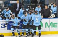 Хоккеисты минского «Динамо» в гостях победили «Авангард»