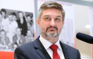 Посол Польши в Беларуси Артур Михальский встретился с журналистами