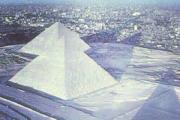 Египетские власти назвали снимки заснеженных пирамид подделкой