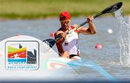 Белорусы завоевали восемь медалей на ЧМ по гребле на байдарках и каноэ