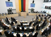 Сейм Литвы одобрил создание совместной бригады с Польшей и Украиной