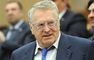 Жириновский предложил отправить его песню на «Евровидение» от РФ