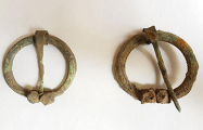 Фотофакт: Возле Гольшан нашли украшения, которым 1000 лет