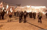 «Герои не умирают!»: Как проходил марш памяти Жизневского в Киеве