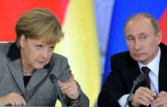 Меркель поговорила с Путиным по телефону: о чем шла речь